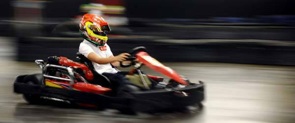TopGear.com.ph Car News - Ferrari's 11-year old driver Laurence Stroll