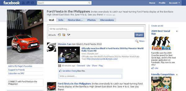 TopGear.com.ph Philippines Car News - Ford Fiesta Philippines Facebook Page