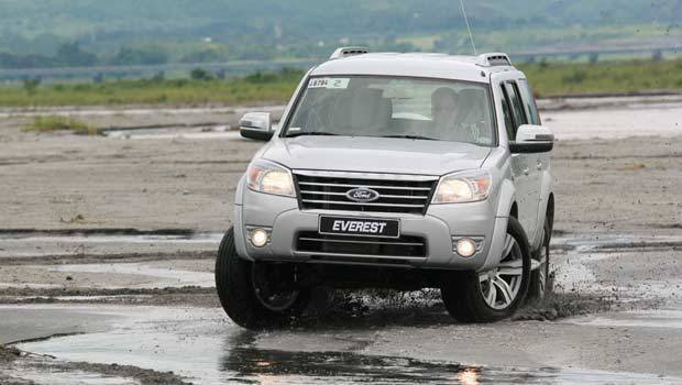 Ford Everest Top Gear Philipipnes AUTO NEWS
