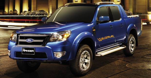Ford Ranger Wildtrak Top Gear Philippines AUTO NEWS