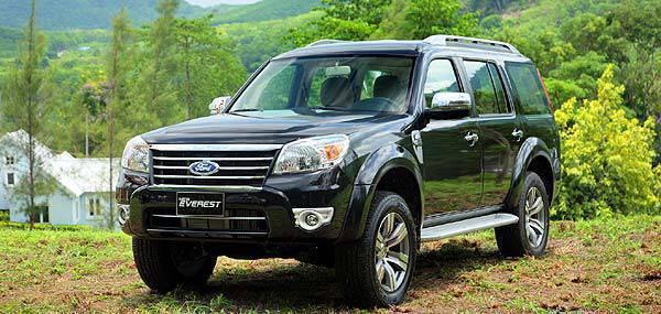 TopGear.com.ph Philippine Car News - Ford Everest
