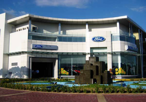 TopGear.com.ph Philippines Car News - Ford opens dealership in Subic