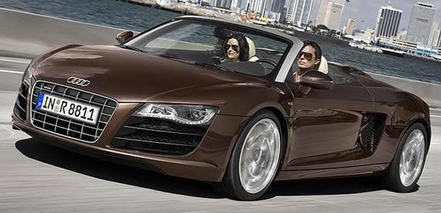 Audi R8 Spyder Frankfurt Motor Show Top Gear Philippines AUTO NEWS