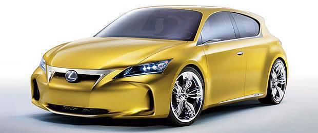 Lexus LF Ch concept car Frankfurt Motor Show Top Gear Philippines AUTO NEWS