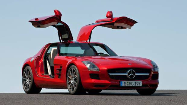Mercedes Benz SLS AMG Frankfurt Motor Show Top Gear Philippines AUTO NEWS