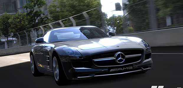 Mercedes-Benz SLS AMG Gran Turismo 5 Top Gear Philippines AUTO NEWS
