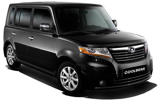 TopGear.com.ph - automatic transmission CVT-equipped Great Wall CoolBear