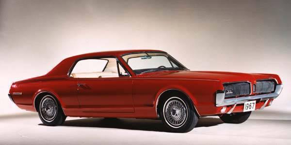 TopGear.com.ph Car News - 1967 Mercury Cougar