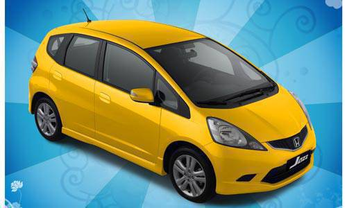 TopGear.com.ph Car News Honda Helios Yellow Jazz image