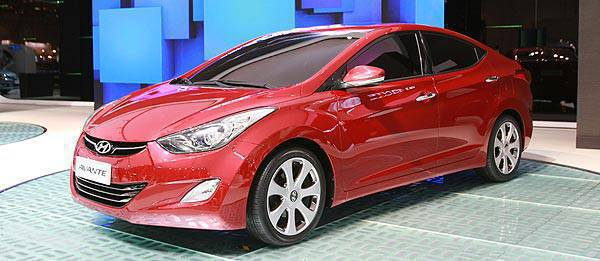 TopGear.com.ph Philippines Car News - Hyundai to bring in all-new Elantra sedan this year