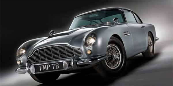 TopGear.com.ph Philippines Car News - James Bond Car Aston Martin DB5