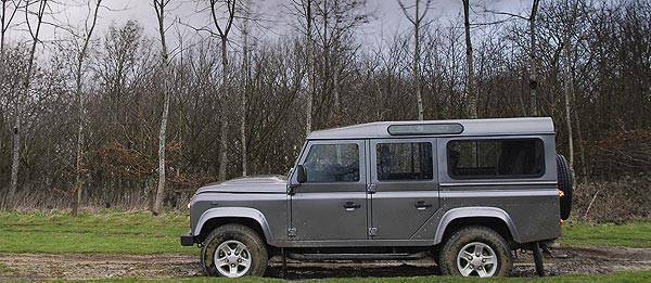 TopGear.com.ph Philippines Car News - Land Rover Defender