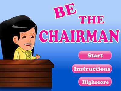 MMDA Be the Chairman