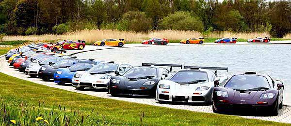 TopGear.com.ph Car News - McLaren F1's 20th Anniversary