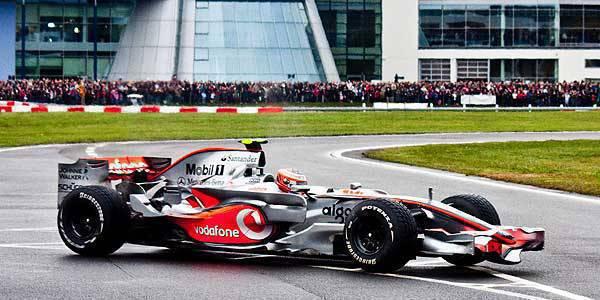 McLaren Mercedes F1 2009