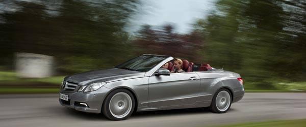 TopGear.com.ph Philippine Car News Mercedes-Benz E-Class Cabriolet image