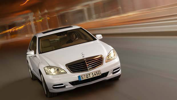 Mercedes-Benz S 400 Hybrid Top Gear Philippines AUTO NEWS