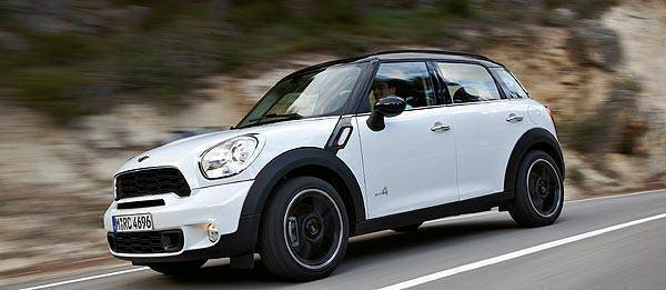 All-new Mini Countryman