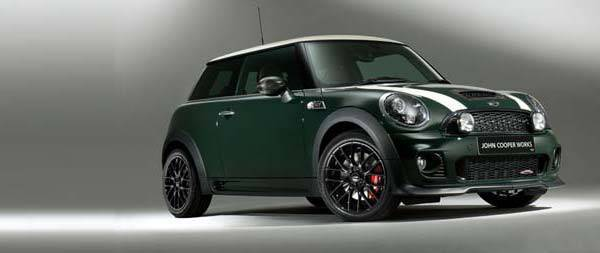 TopGear.com.ph Philippines Car News - Mini John Cooper Works World Championship 50