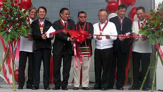 TopGear.com.ph Philippines Car News - Mitsubishi Motorplaza Baguio opening
