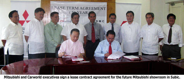 TopGear.com.ph Philippine Car News - Mitsubishi to open showroom in Subic