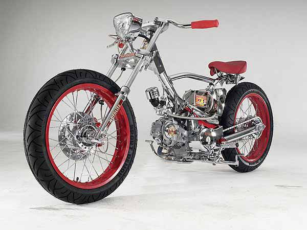 TopGear.com.ph Philippine Car News - Motolite Moto-Art Bike image