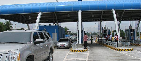 TopGear.com.ph Philippine Car News - TRB instructs NLEX operator to classify class 1 vehicles with roof-mounted bike racks as such