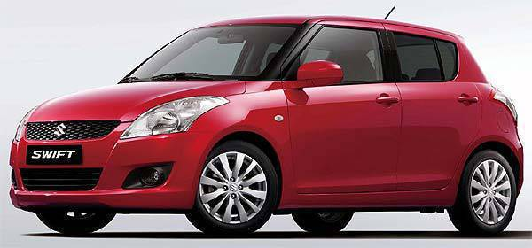 TopGear.com.ph Car News - Suzuki Swift photo  (from Newspress.co.uk)