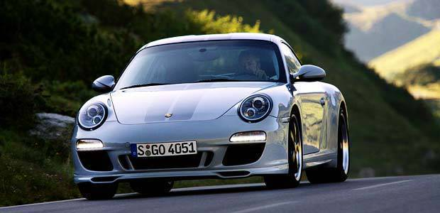 Porsche 911 Sport Classic Limited Edition Top Gear Philippines AUTO NEWS
