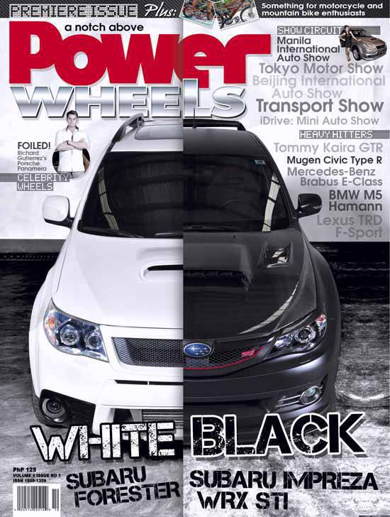 TopGear.com.ph Philippine Car News - Power Wheels cover