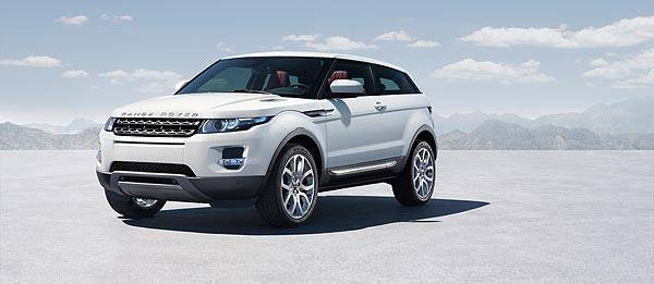 TopGear.com.ph Philippines Car News - Land Rover reveals all-new Range Rover Evoque