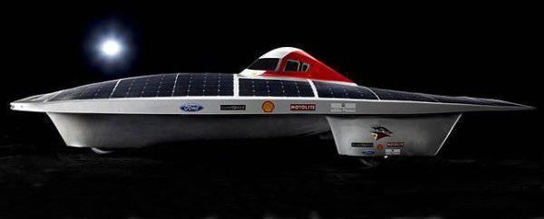 SIKAT Solar Car