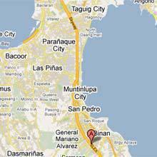SLEX on Google Maps