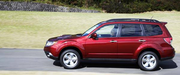 TopGear.com.ph Subaru Philippines sales up 56 percent in 2009
