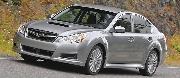 TopGear.com.ph - Phiippines Car News - Subaru Legacy is most awarded car in the market