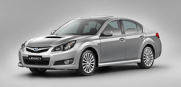 Subaru Legacy Sedan Top Gear Philippines AUTO NEWS