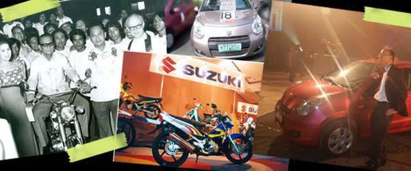 TopGear.com.ph Car News - Suzuki Philippines celebrates 25th anniversary