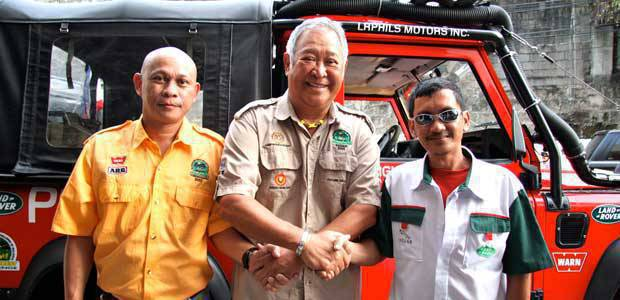 Team Land Rover Philippines Top Gear Auto News