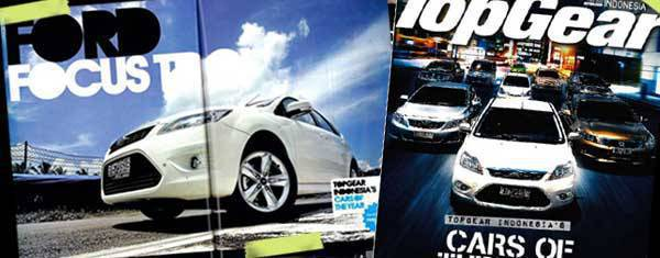 TopGear.com.ph Car News Philippine-made Ford Focus bags Car of the Year award in Indonesia