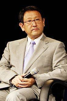 TopGear.com.ph Car News Toyota President Akio Toyoda photo