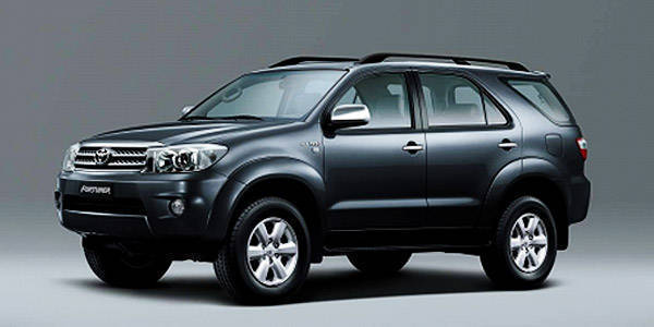 Photo of the new Toyota Fortuner 4x2 Manual Transmission Top Gear Philipipnes AUTO NEWS