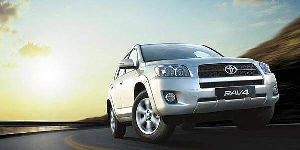 2009 Toyota RAV4 sold in the Philippines