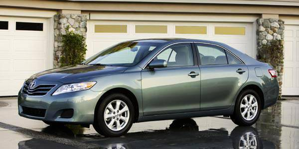 2010 Toyota Camry for the U.S. market