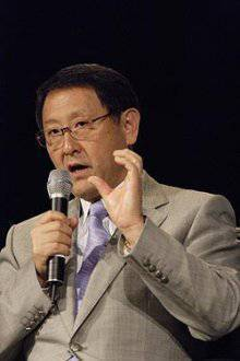 TopGear.com.ph Car News Toyota president Akio Toyoda