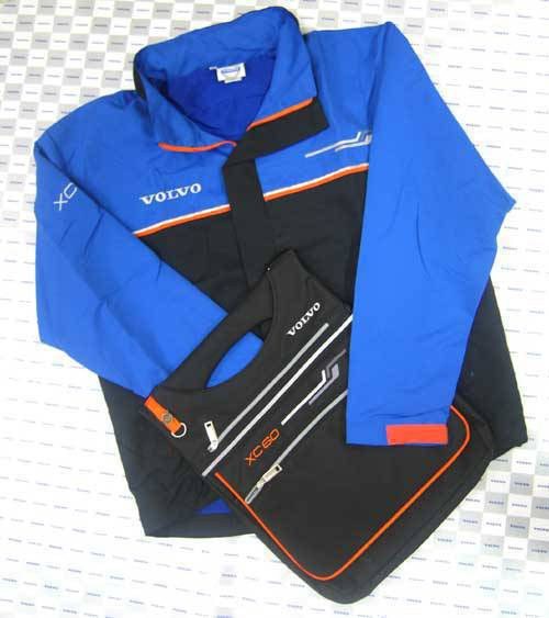 TopGear.com.ph - Volvo XC60 Jacket and Bag