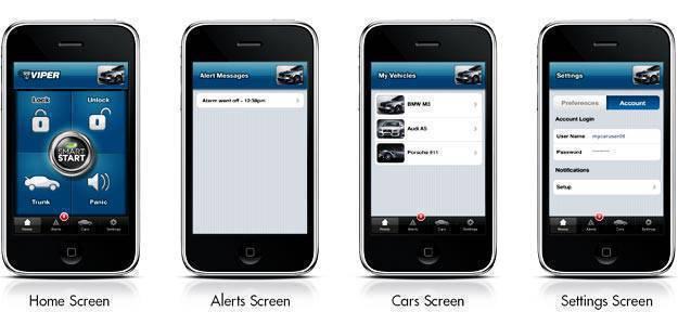 iPhone Viper SmartStart Top Gear Philippines AUTO NEWS