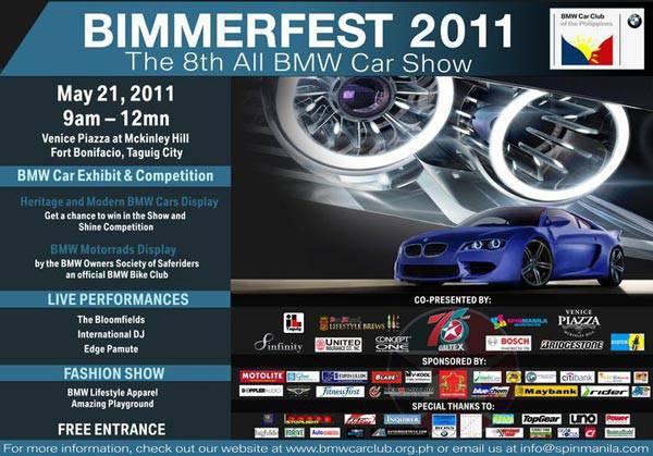 8th All-BMW Car Show