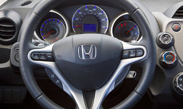 Car horn on Honda vehicle