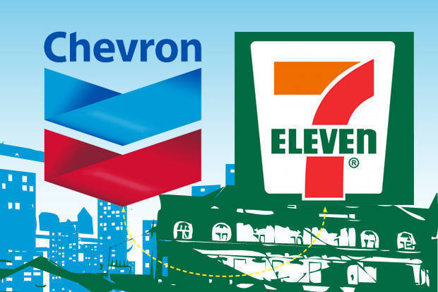Chevron, 7-Eleven ink deal for station-based convenience stores
