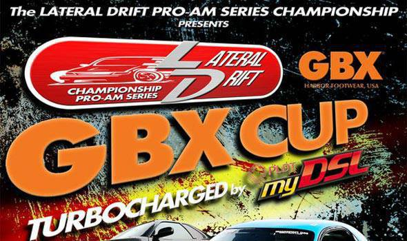 Lateral Drift Pro-Am Championship Series